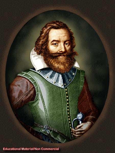a biography of captain john smith an explorer and author Facts about john smith: birthday, birthplace, age, before fame and author, and explorer who was credited with the establishment of the first english settlement in.