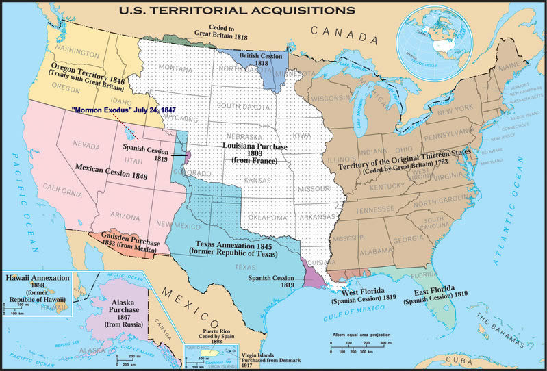 map us territoriesutah territory