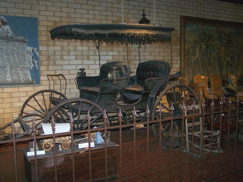 transcontinental railroad and old cars